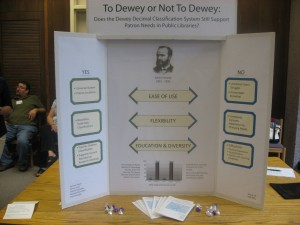 Group 13: To Dewey or Not To Dewey